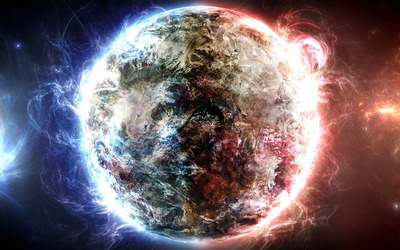Amazing planet wallpaper