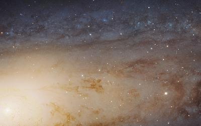 Andromeda Galaxy [5] wallpaper