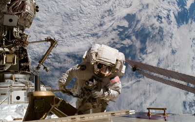 Astronaut [2] wallpaper