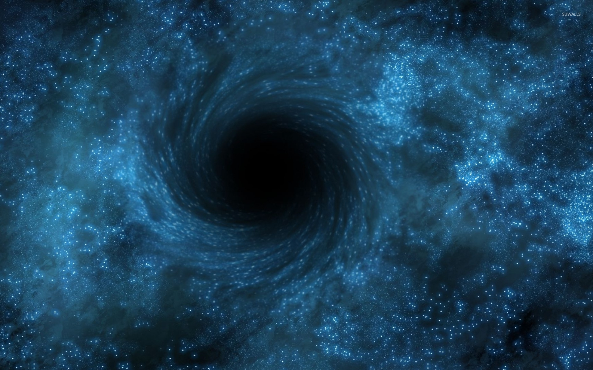 Black hole [6] wallpaper - Space wallpapers - #33895
