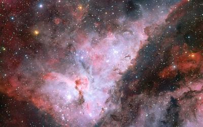 Carina Nebula [3] wallpaper