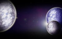 Close planets [2] wallpaper 1920x1080 jpg