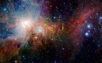 Colorful nebula [3] wallpaper 1920x1200 jpg