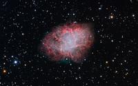 Crab Nebula wallpaper 1920x1200 jpg