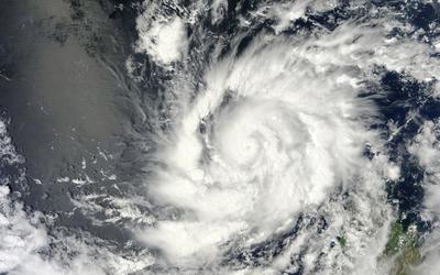 Cyclone Bejisa wallpaper
