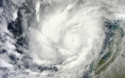 Cyclone Ita wallpaper