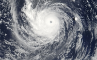 Cyclone Wilma wallpaper 3840x2160 jpg
