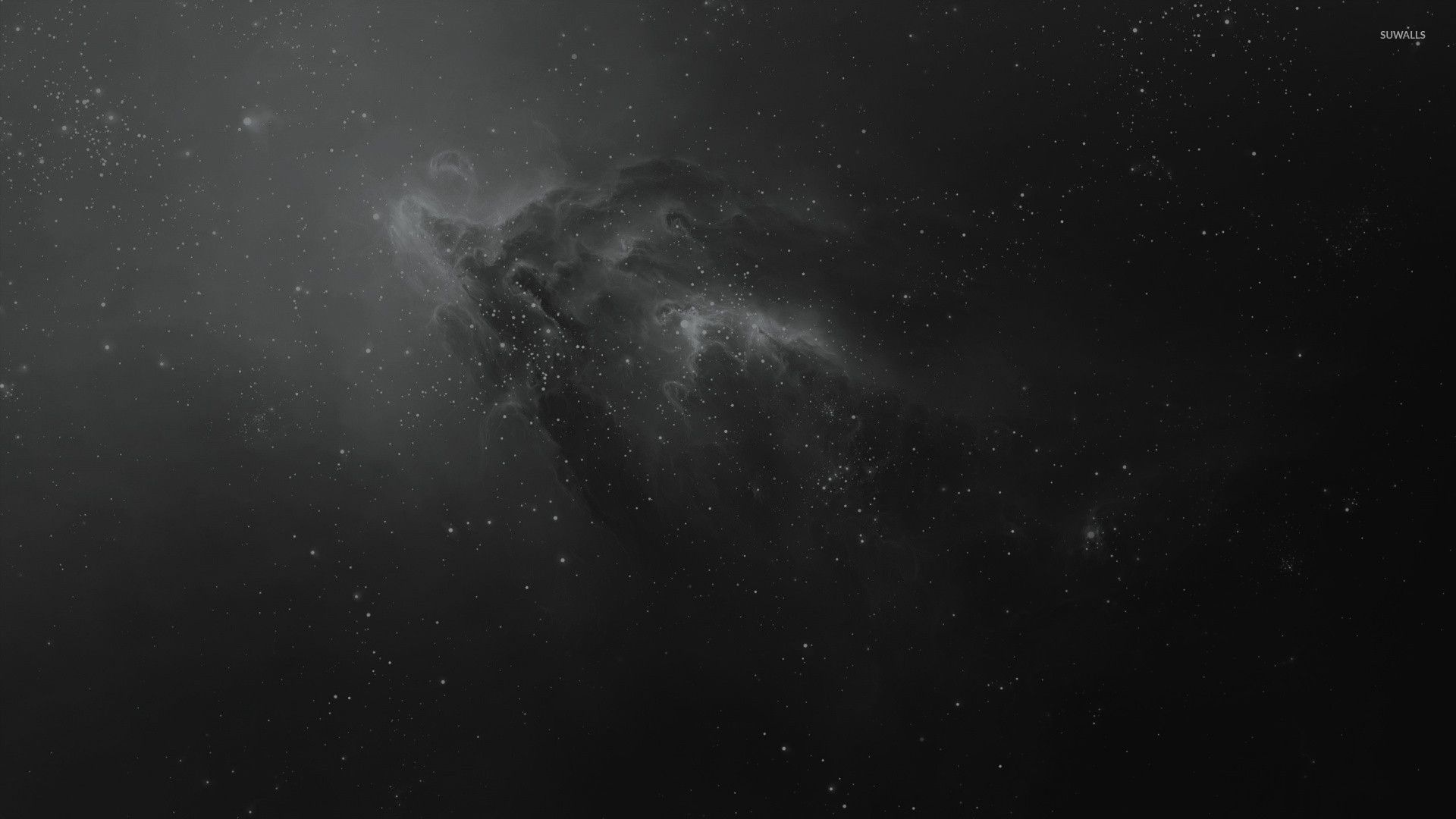 Dark Nebula Wallpaper