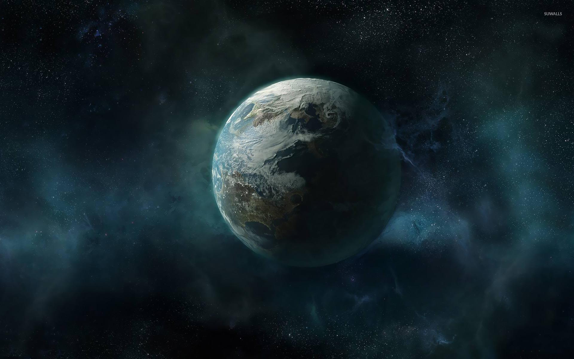 Earth 6 Wallpaper