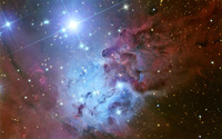 Fox Fur Nebula wallpaper 2560x1600 jpg