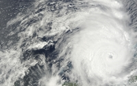 Hurricane Irene wallpaper 3840x2160 jpg
