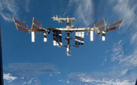 International Space Station [10] wallpaper 2560x1600 jpg