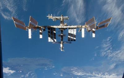 International Space Station [10] wallpaper