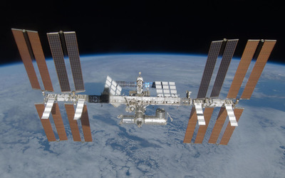 International Space Station [13] wallpaper