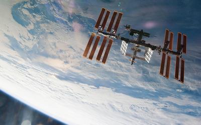 International Space Station [9] wallpaper