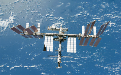 International Space Station [5] wallpaper
