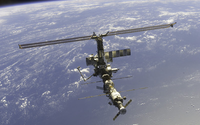 International Space Station [11] wallpaper