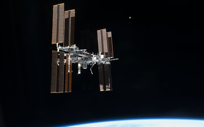 International Space Station [14] wallpaper