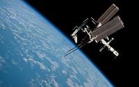International Space Station [4] wallpaper 2560x1600 jpg