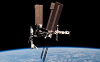 International Space Station [6] wallpaper 2560x1600 jpg