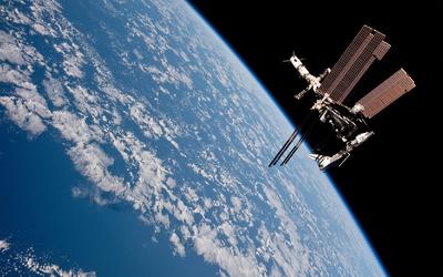 International Space Station [12] wallpaper