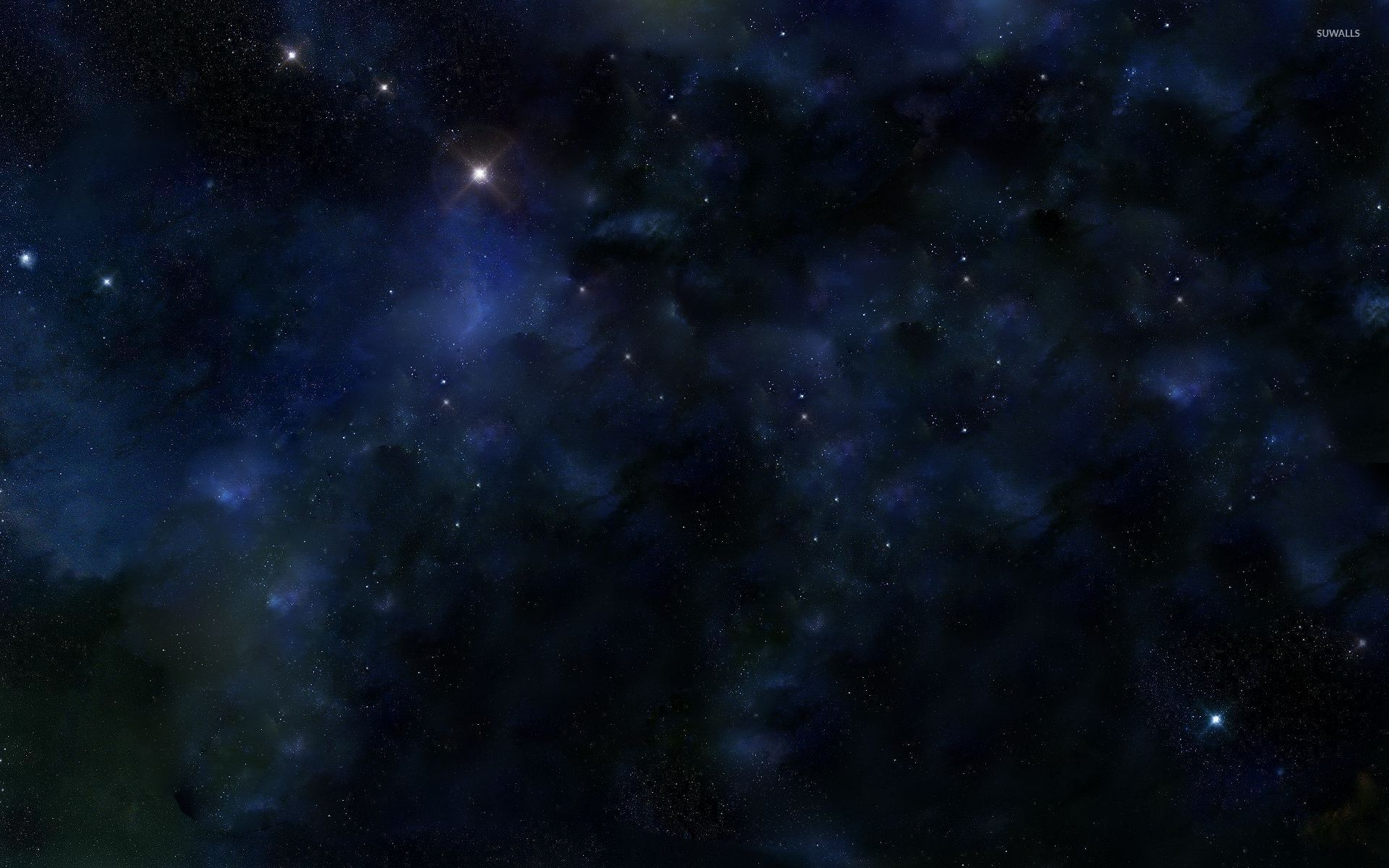 light wallpaper space - photo #12