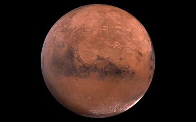 Mars [3] wallpaper
