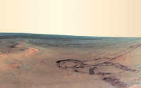Mars panorama wallpaper 1920x1200 jpg
