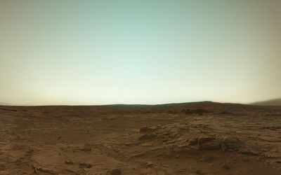 Mars surface [2] wallpaper - Space wallpapers - #29499