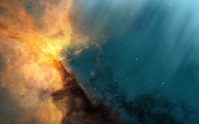 Nebula [10] wallpaper