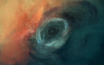 Nebula [17] wallpaper