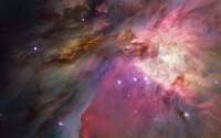 Orion Nebula [6] wallpaper 2880x1800 jpg