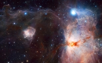 Orion Nebula [8] wallpaper 3840x2160 jpg