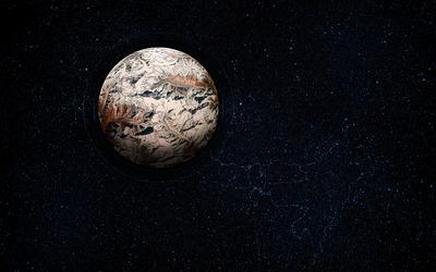 Planet [4] Wallpaper