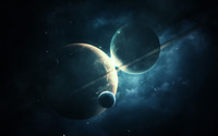 Planets [16] wallpaper 2560x1600 jpg