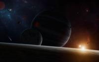Planets [20] wallpaper 2560x1600 jpg