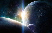 Planets [17] wallpaper 2560x1600 jpg
