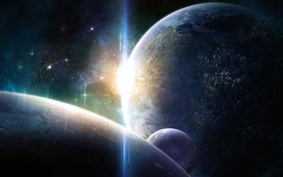 Planets [17] wallpaper