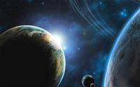 Planets [22] wallpaper 1920x1200 jpg