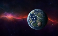 Planets [19] wallpaper 2560x1600 jpg