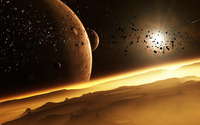 Planets [13] wallpaper 1920x1080 jpg