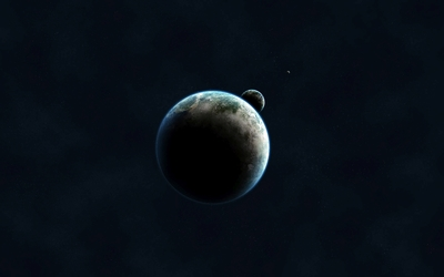Planets in space [2] wallpaper