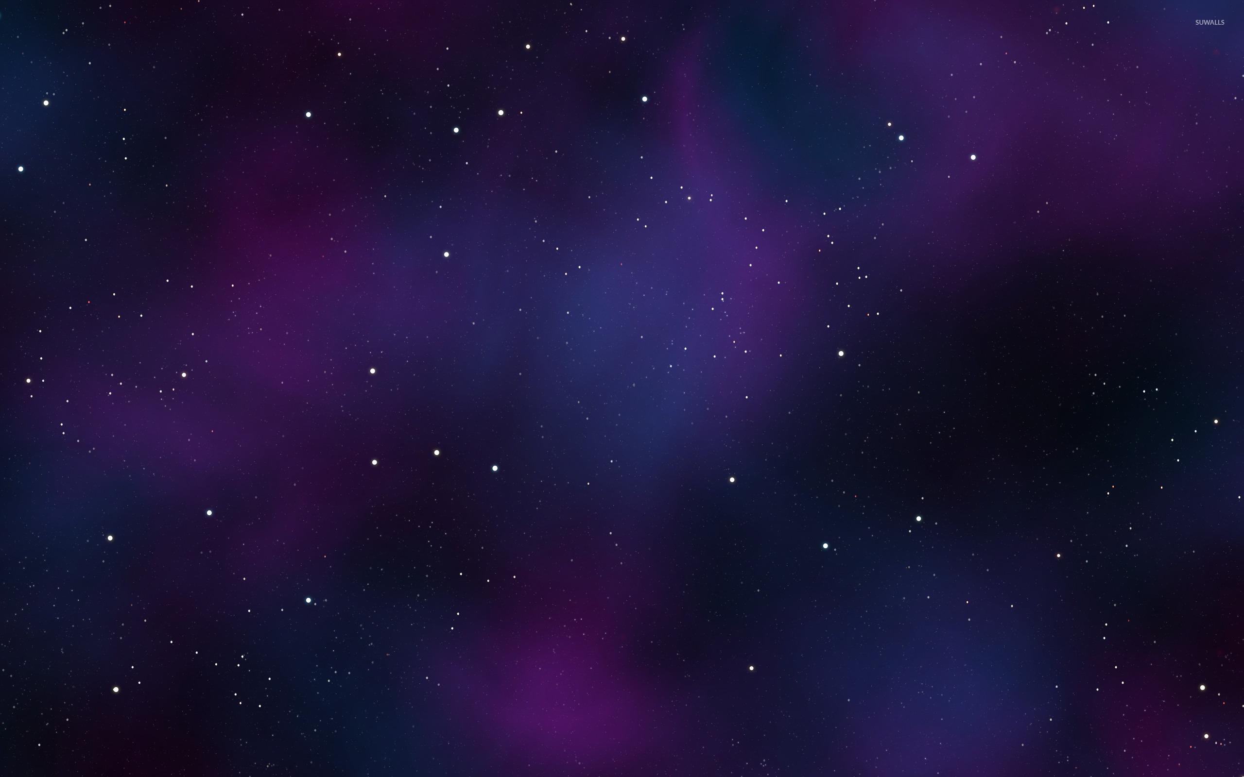Purple nebula [3] wallpaper - Space wallpapers - #43219
