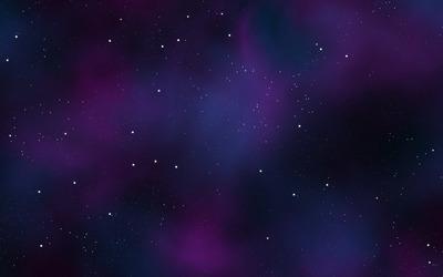 Purple nebula [3] wallpaper