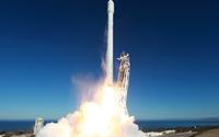 Rocket launching wallpaper 2560x1440 jpg