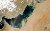 Sand storm in Saudi Arabia wallpaper 3840x2160 jpg