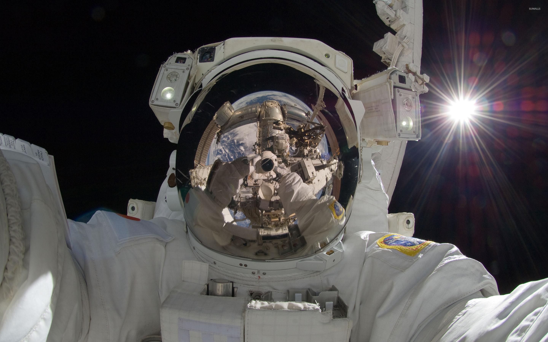 Space selfie wallpaper - Space wallpapers - #31435