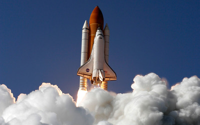 Space Shuttle Atlantis [2] wallpaper
