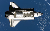 Space Shuttle Discovery wallpaper 2560x1600 jpg