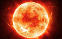 Sun wallpaper 1920x1200 jpg